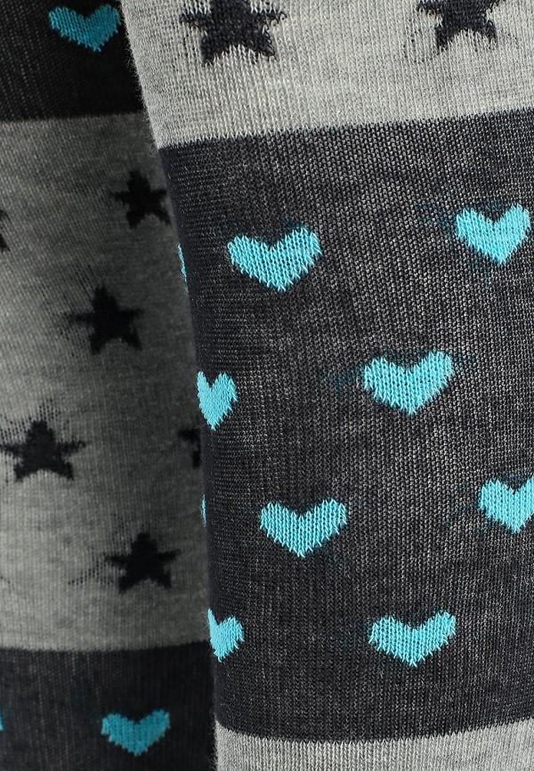 Колготки для девочки Conte-kids цвет серый  Фото 3