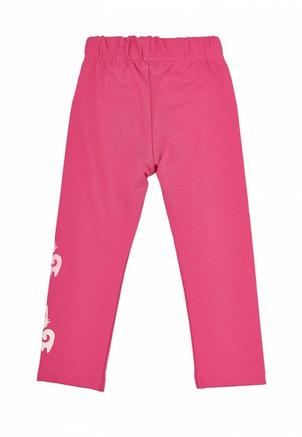 леггинсы robinzon для девочки, розовые