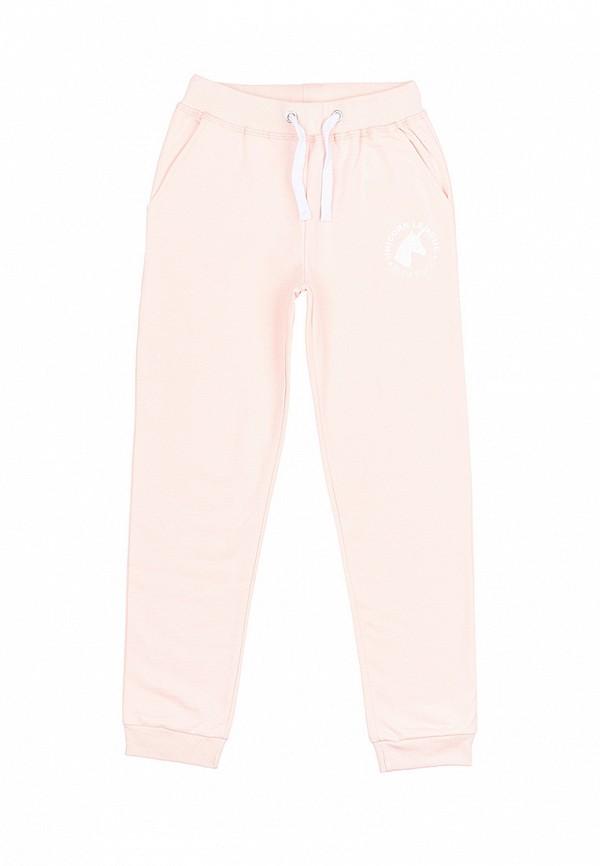 спортивные спортивные брюки frutto rosso для девочки, розовые
