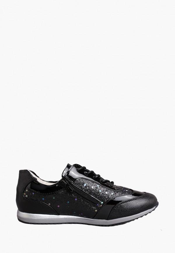 Кроссовки для девочки T.Taccardi цвет черный  Фото 3