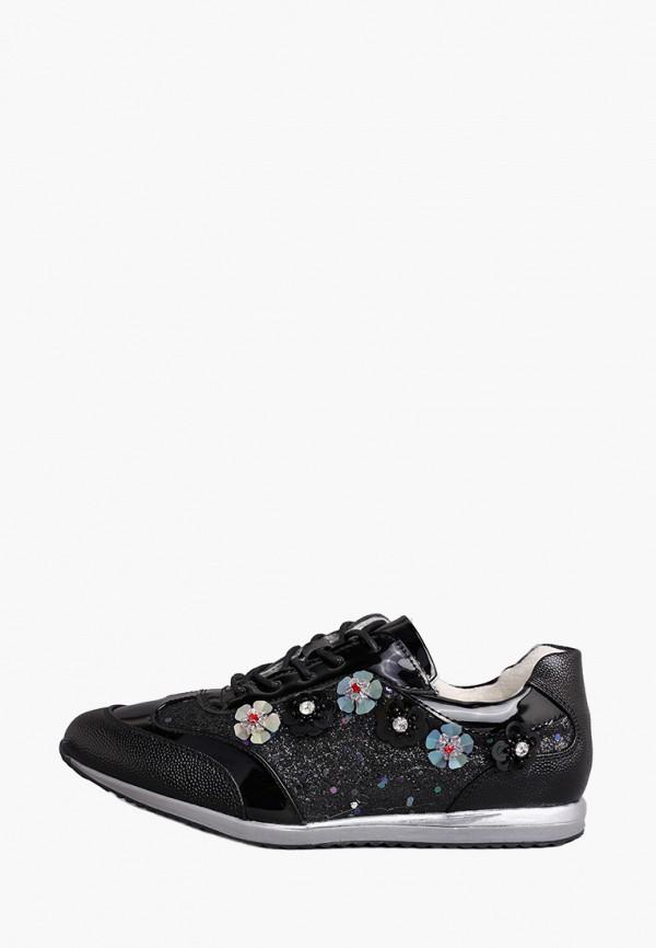 Кроссовки для девочки T.Taccardi цвет черный