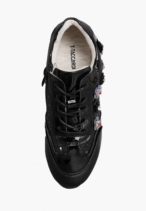 Кроссовки для девочки T.Taccardi цвет черный  Фото 2