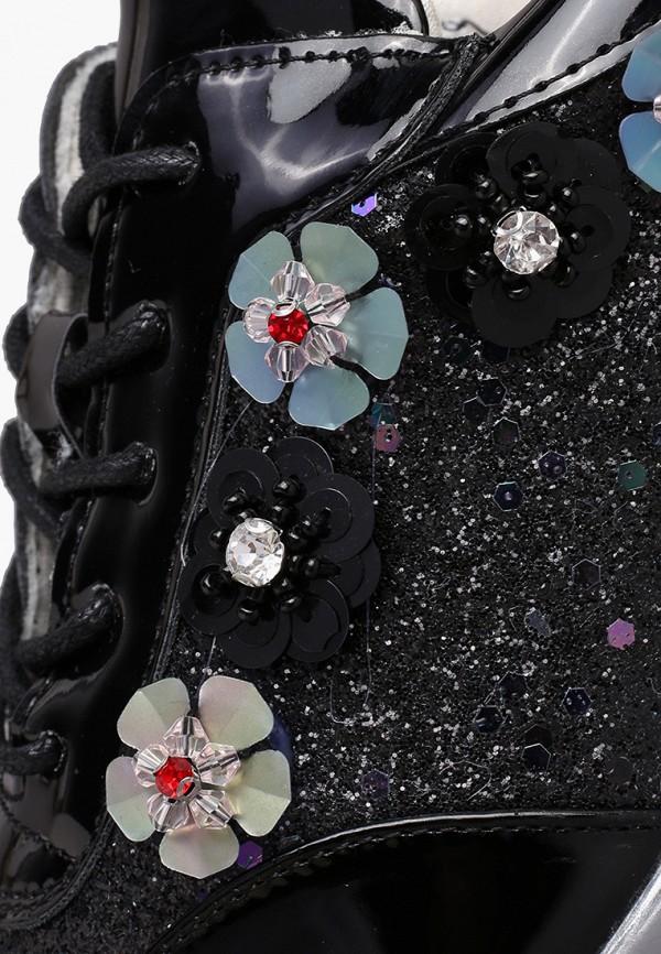 Кроссовки для девочки T.Taccardi цвет черный  Фото 4