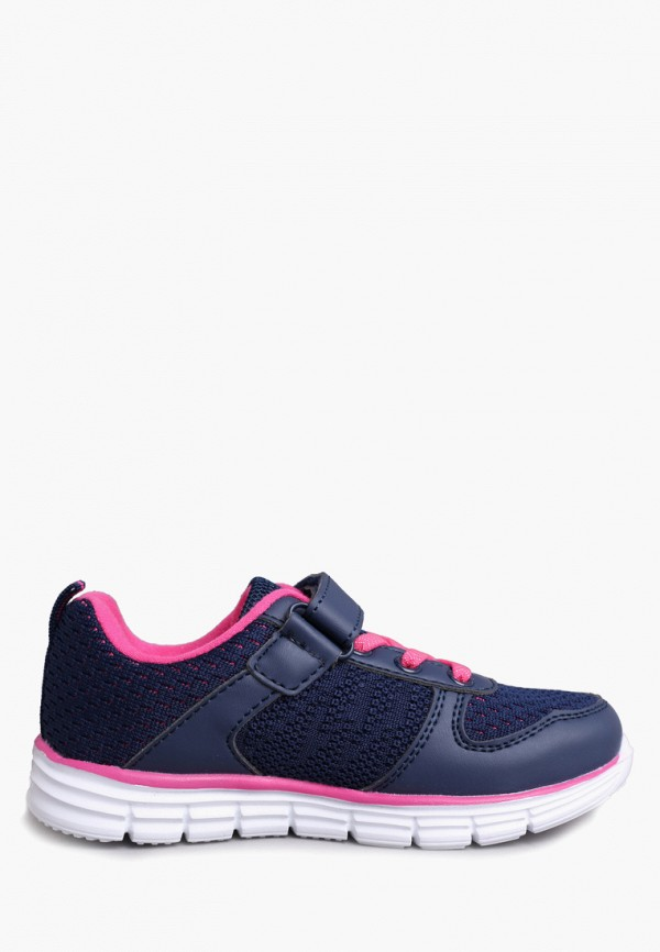 Кроссовки для девочки Honey Girl цвет синий  Фото 3