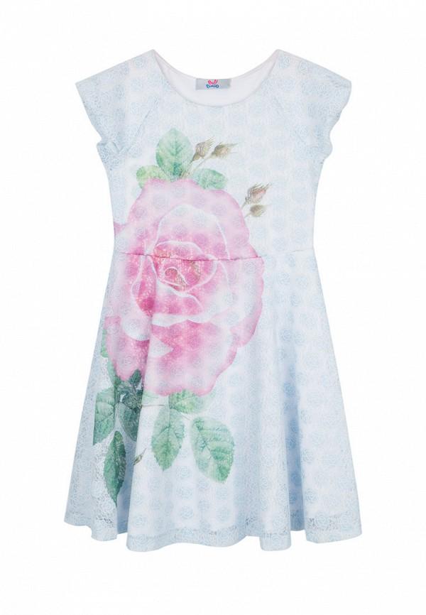 платье bell bimbo для девочки, голубое