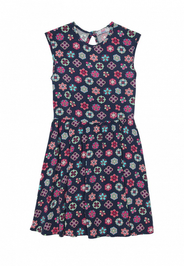 платье bell bimbo для девочки, синее