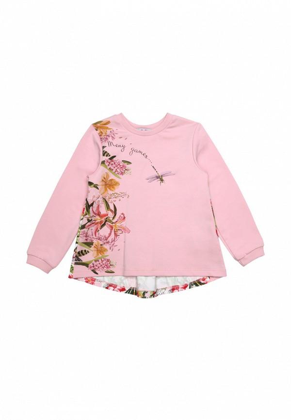 Купить Свитшот Bell Bimbo, розовый, girls, Весна-лето 2018, Джемперы и толстовки