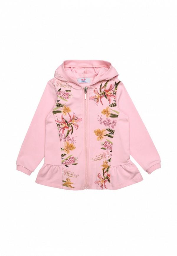 Купить Толстовка Bell Bimbo, розовый, girls, Весна-лето 2018, Джемперы и толстовки