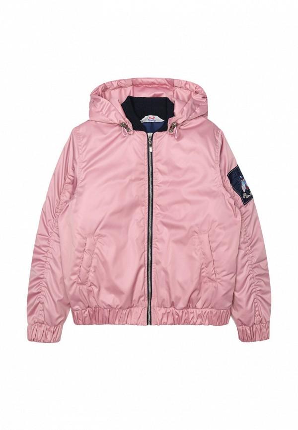 куртка bell bimbo для девочки, розовая