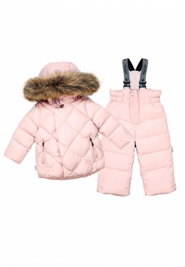 костюм arctiline для девочки, розовый