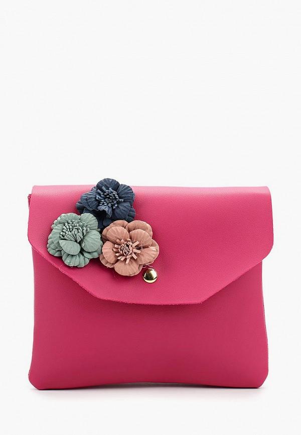 сумка vitacci для девочки, розовая