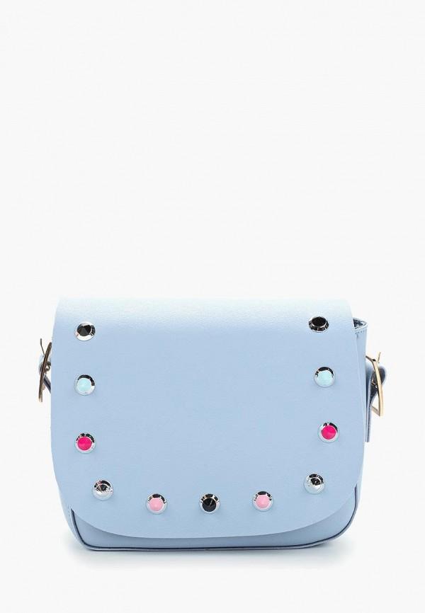 сумка vitacci для девочки, синяя