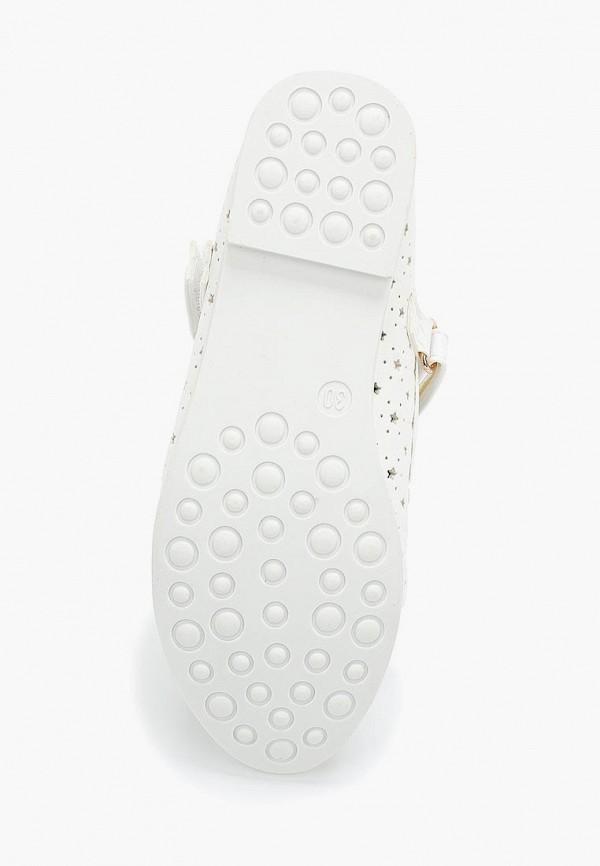 Туфли для девочки Vitacci цвет белый  Фото 3