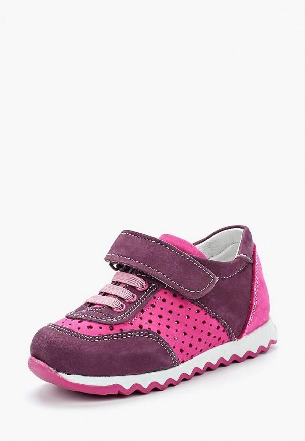 Кроссовки для девочки Vitacci цвет розовый