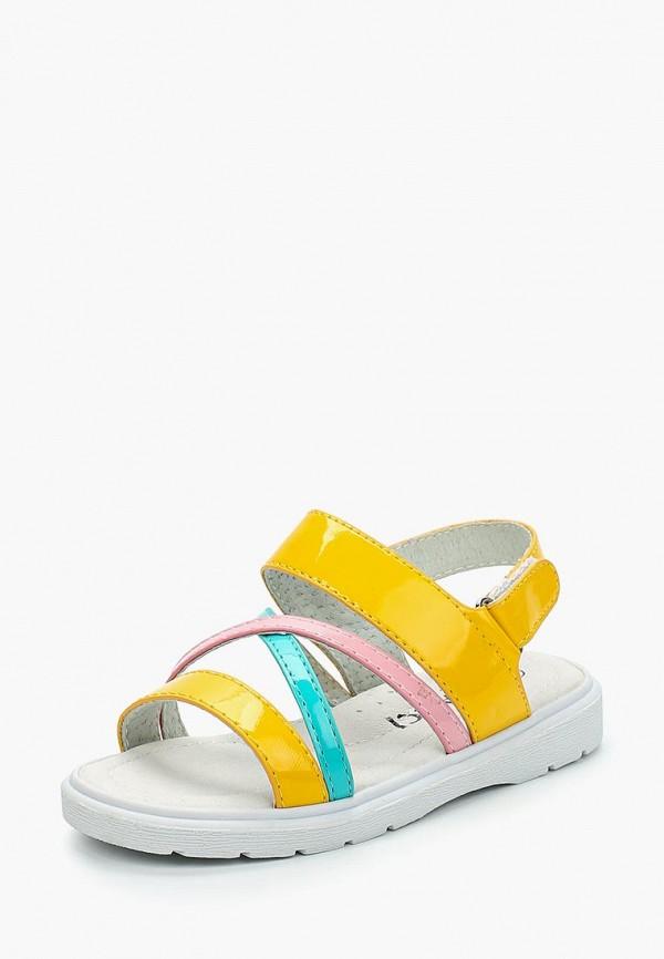 Сандалии Vitacci Vitacci MP002XG008Y4 мода женщин сандалии flock party weddng обувь партии желтый цвет сандалии плюс размер a012 77