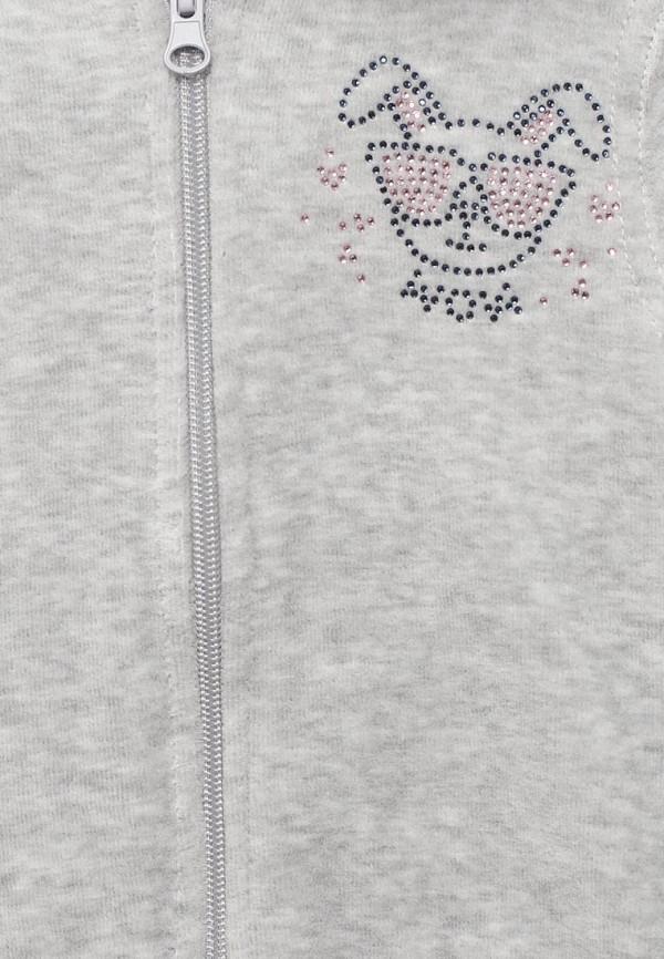 Толстовка для девочки Incity цвет серый  Фото 3