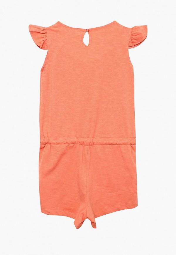 Детский комбинезон Incity цвет оранжевый  Фото 2