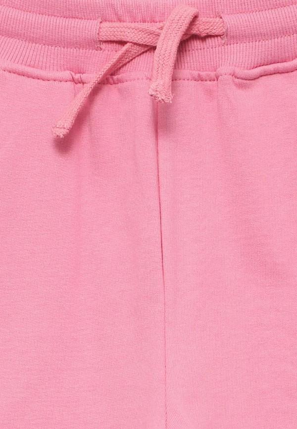 Брюки спортивные для девочки Incity цвет розовый  Фото 3