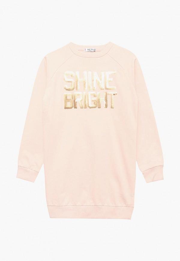 Свитшот Incity цвет розовый