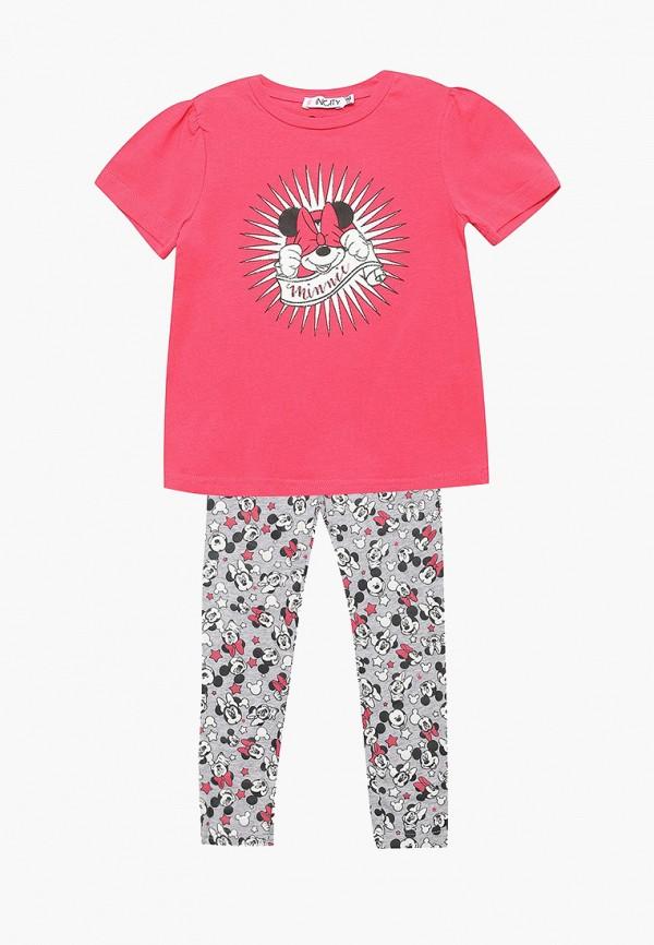 Пижама для девочки Incity цвет разноцветный