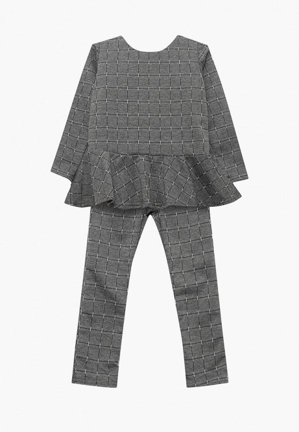 спортивные костюм archyland для девочки, серый