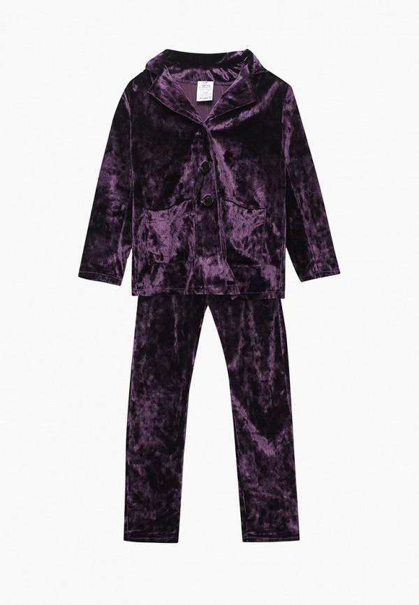 костюм archyland для девочки, фиолетовый