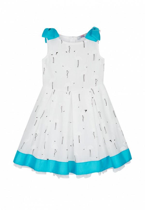 платье bell bimbo для девочки, белое