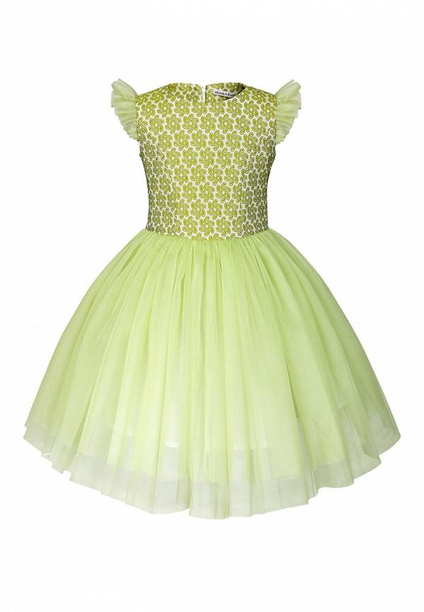 Купить Платье Alisia Fiori, MP002XG009DN, зеленый, Весна-лето 2018