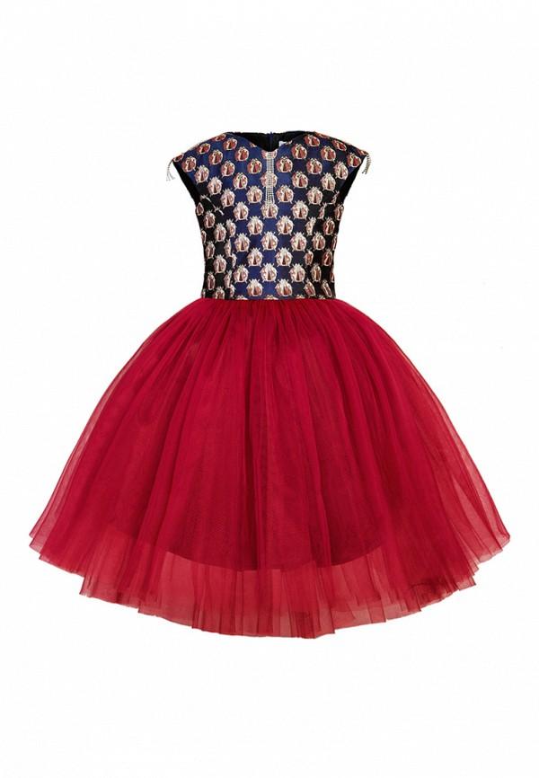Купить Платье Alisia Fiori, mp002xg009du, разноцветный, Весна-лето 2018