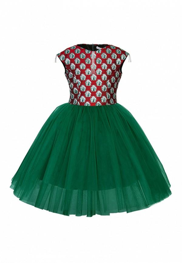 Купить Платье Alisia Fiori, MP002XG009DV, разноцветный, Весна-лето 2018