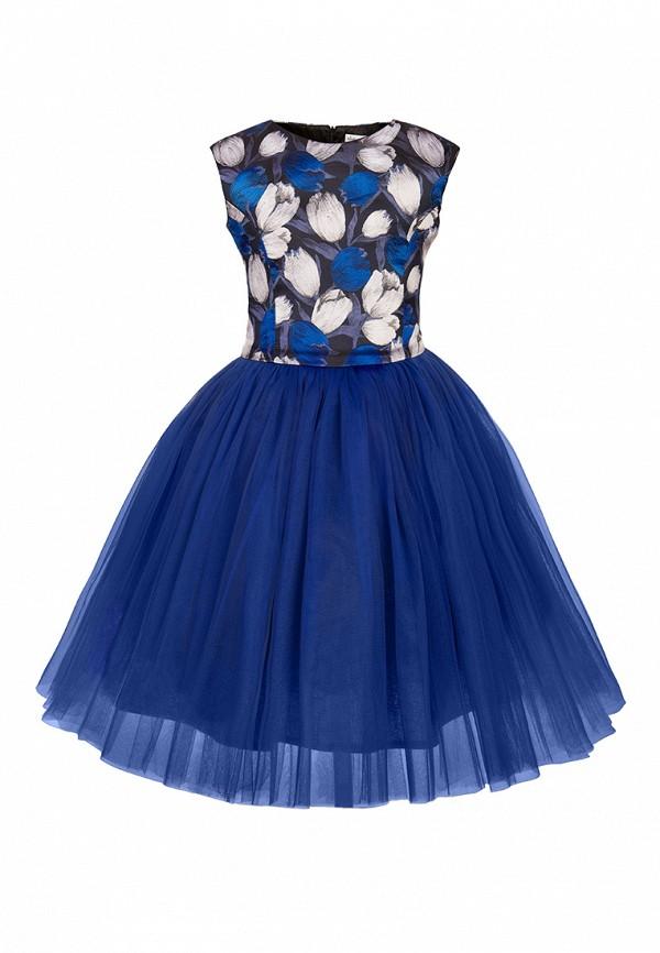 Купить Платье Alisia Fiori, MP002XG009E1, синий, Весна-лето 2018