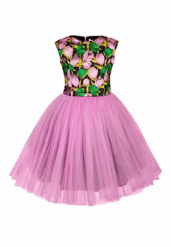 Купить Платье Alisia Fiori, Лорелин Magic Lilac, mp002xg009e2, розовый, Весна-лето 2018