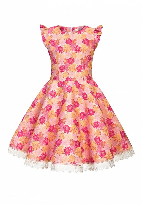 Купить Платье Alisia Fiori, Каролина Pink Garden, mp002xg009e8, разноцветный, Весна-лето 2018