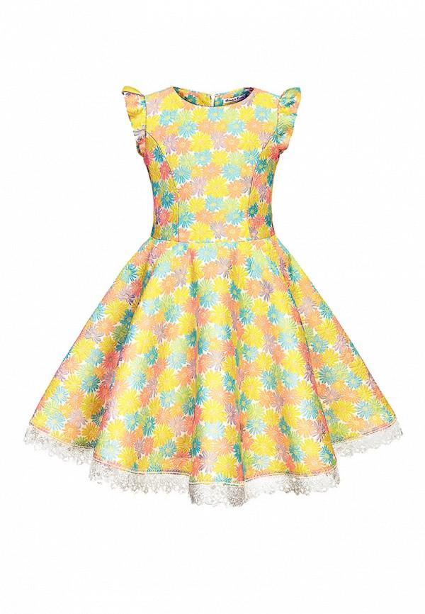 Купить Платье Alisia Fiori, Каролина Sunny Garden, MP002XG009E9, разноцветный, Весна-лето 2018