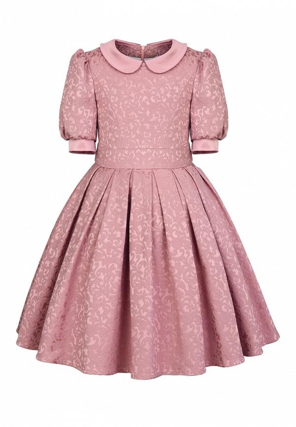 Платье Alisia Fiori, Дарья, MP002XG009EA, розовый, Весна-лето 2018  - купить со скидкой