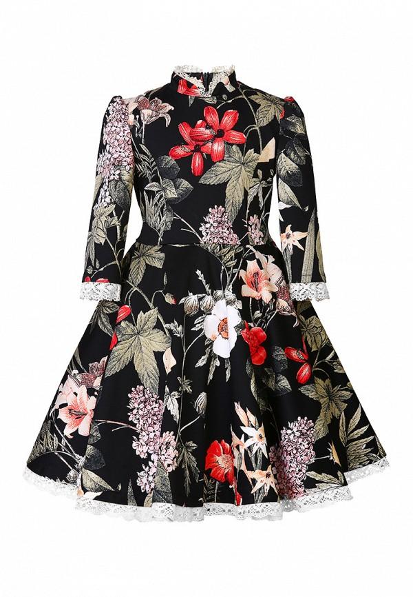 Купить Платье Alisia Fiori, Элен, mp002xg009ec, разноцветный, Весна-лето 2018