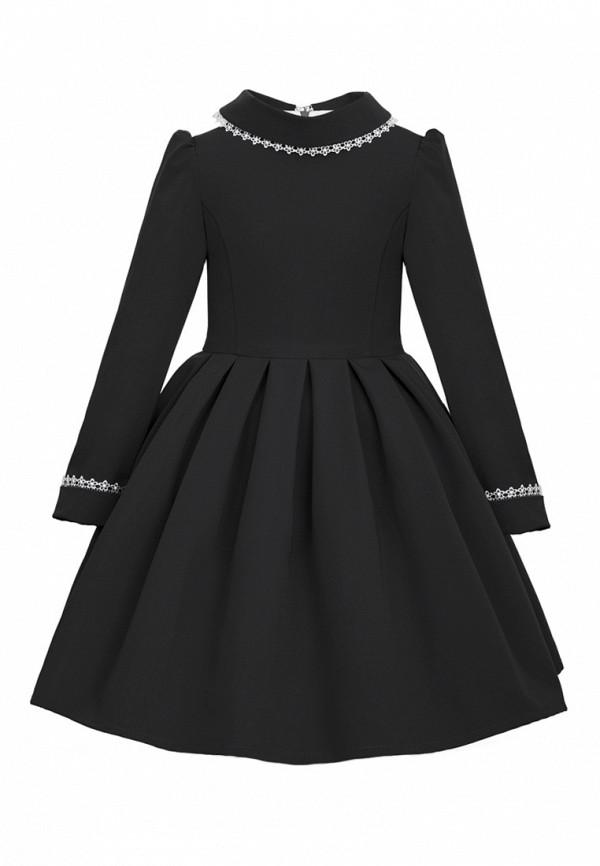 Купить Платье Alisia Fiori, mp002xg009eg, черный, Весна-лето 2018
