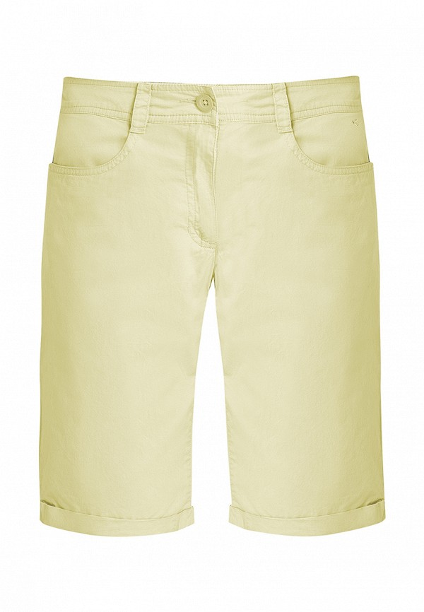 шорты finn flare для девочки, желтые