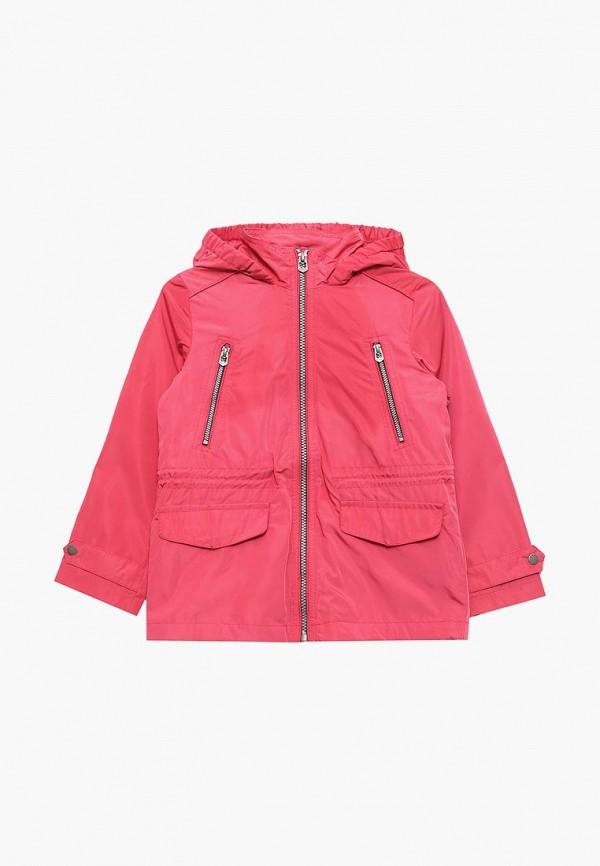 ветровка baon для девочки, розовая