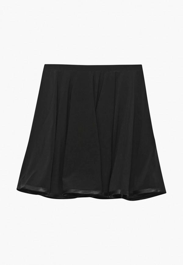 юбка belkina для девочки, черная