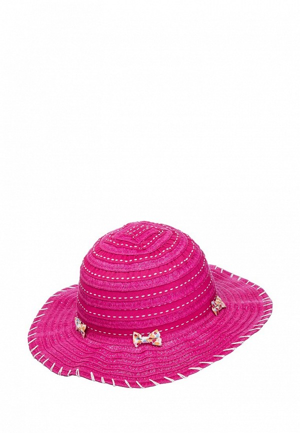 панама canoe для девочки, розовая