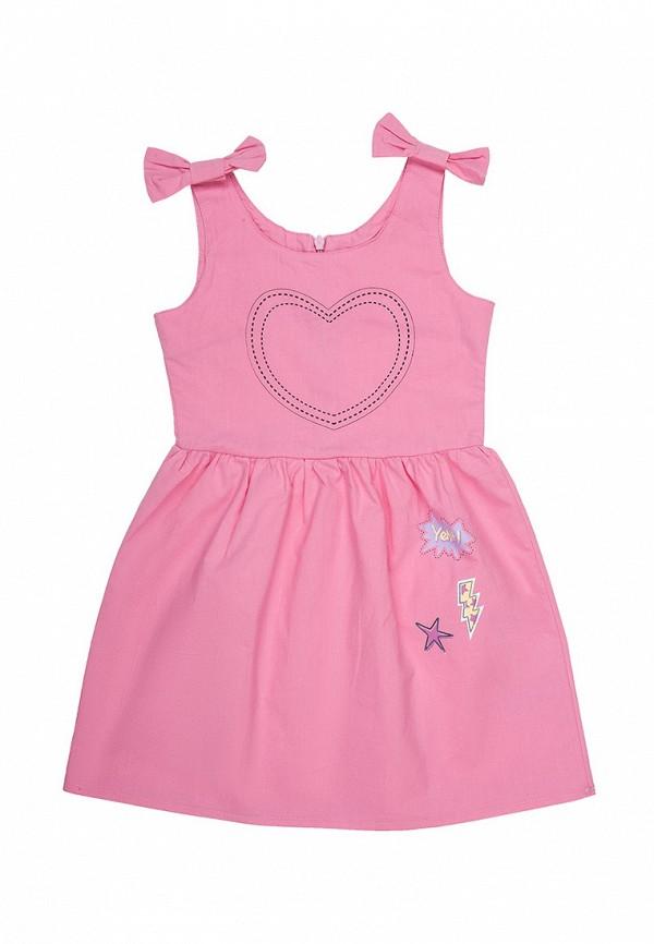 сарафан elaria для девочки, розовый