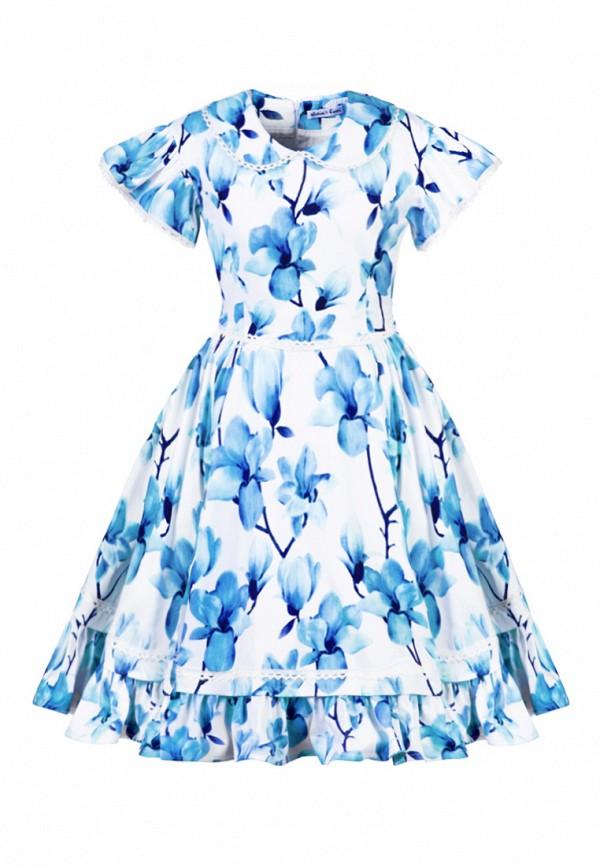 Купить Платье Alisia Fiori, Тесса, mp002xg009z4, белый, Весна-лето 2018