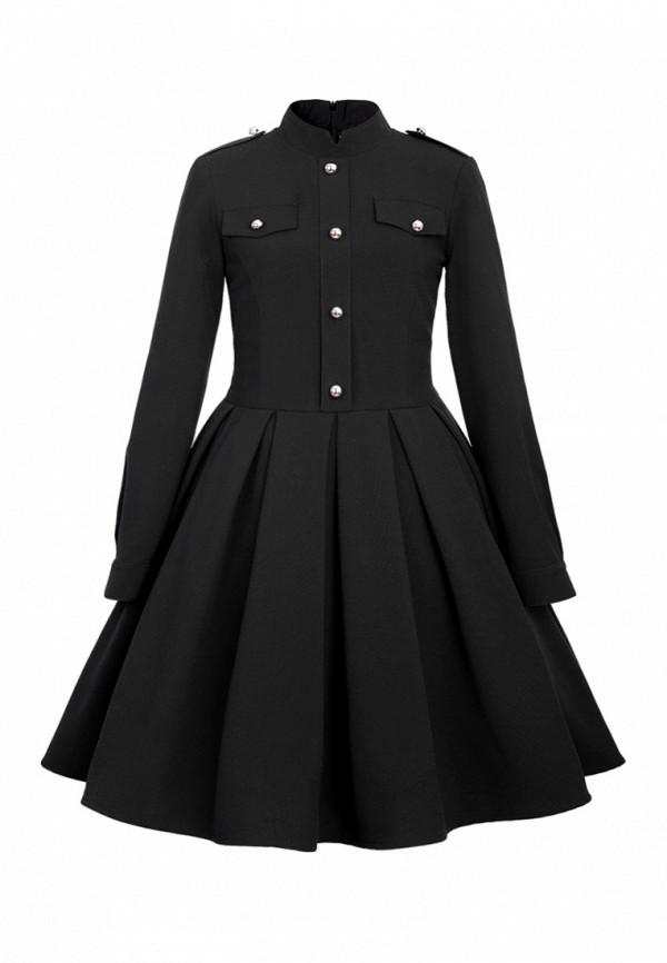 Купить Платье Alisia Fiori, MP002XG009ZF, черный, Весна-лето 2018