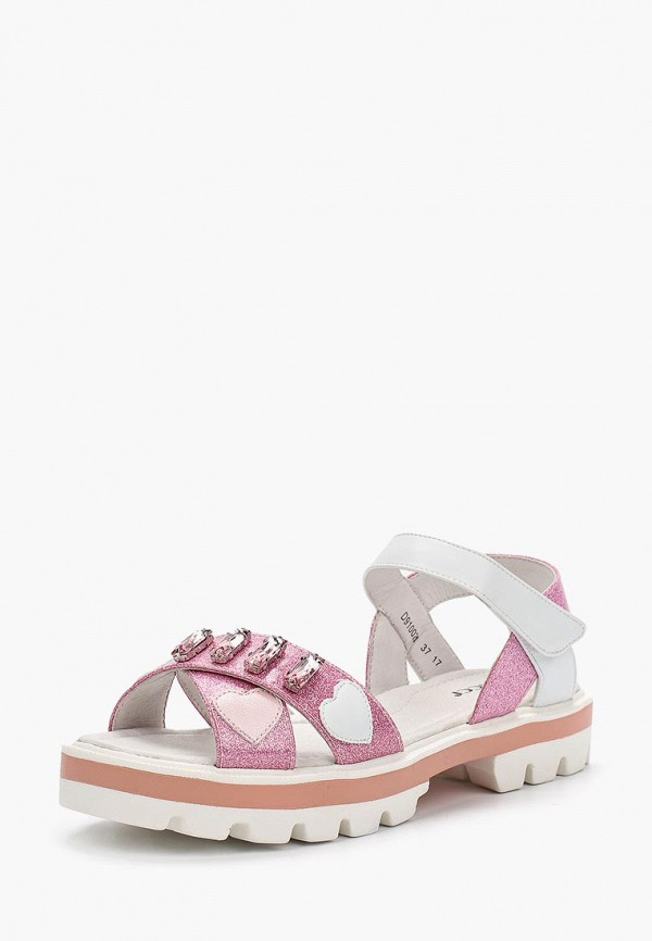 Купить Сандалии Vitacci, mp002xg00a0x, розовый, Весна-лето 2018