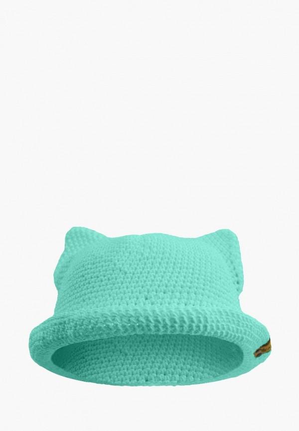 шляпа anmerino для девочки, бирюзовая