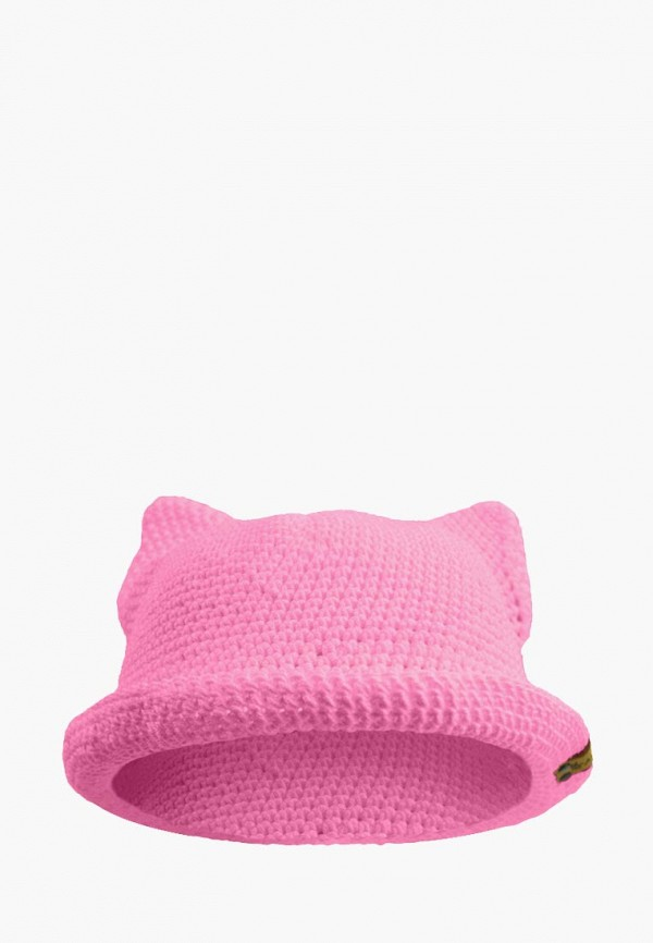 шляпа anmerino для девочки, розовая