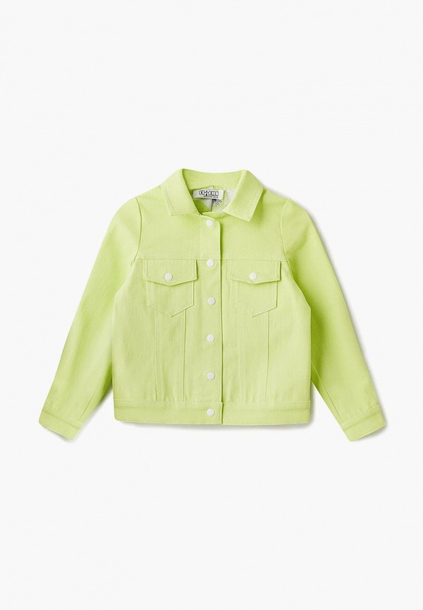 Купить Куртка джинсовая By Kasl, mp002xg00a3s, зеленый, Весна-лето 2018