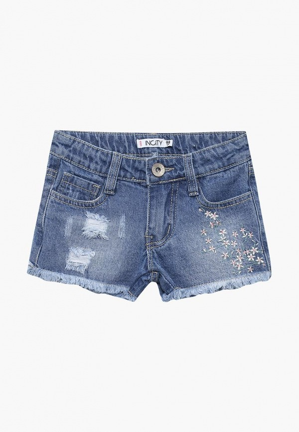 Шорты джинсовые Incity Incity MP002XG00A9T