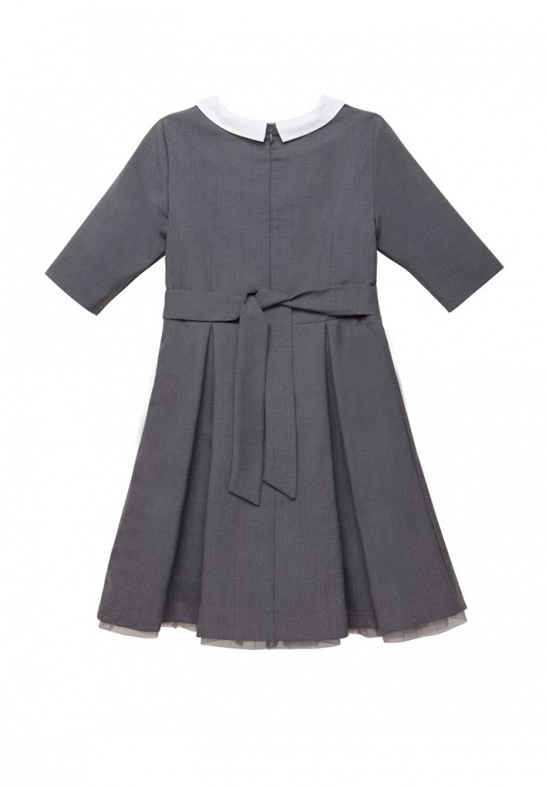 Платья для девочки Cookie цвет серый  Фото 2